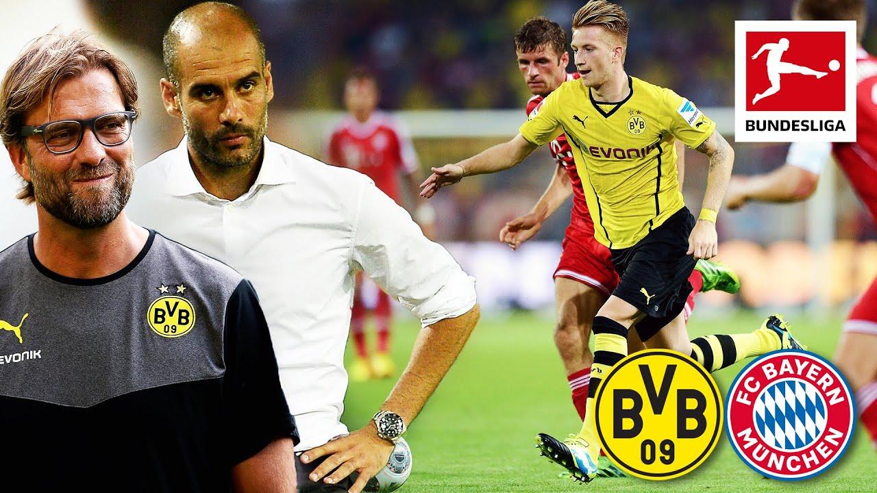Download Borussia Dortmund vs. FC Bayern München | Full Game | DFL Supercup Final 2013