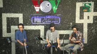 Phố thị - Ali Hoàng Dương   Acoustic Show   FM 89Mhz