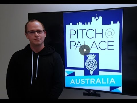 Health Delivered: Pete Saunders Pitch@Palace Australia Alumni