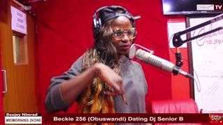 Beckie 256 Reveals Her Secret Boyfriend - MidMorning Tukoone With Deejay Nimrod