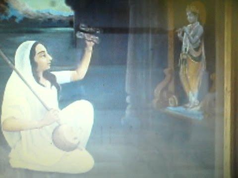 """★★""""Meerabai Temple in Udaipur,rajasthan★Brief History """""""