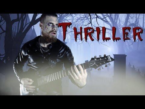 MICHAEL JACKSON - THRILLER (Versión METAL)