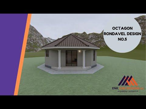 8 Corner Rondavel House Plans Pdf - Bachesmonard
