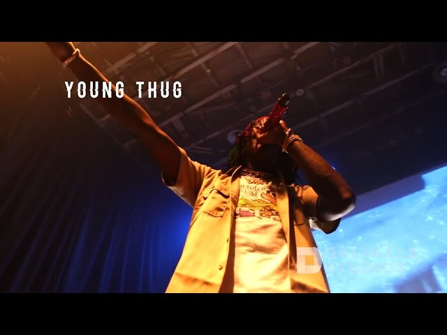 Young Thug Live In New Orleans Featuring Lil Yachty & TM88