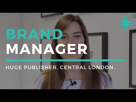 Brand Manager - Huge Publisher