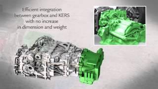 Ferrari hybride moteur V12 +  Kers