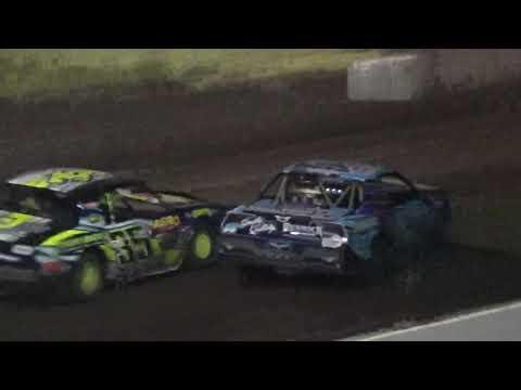 Stock Car Amain @ Hancock County Speedway 04/26/19