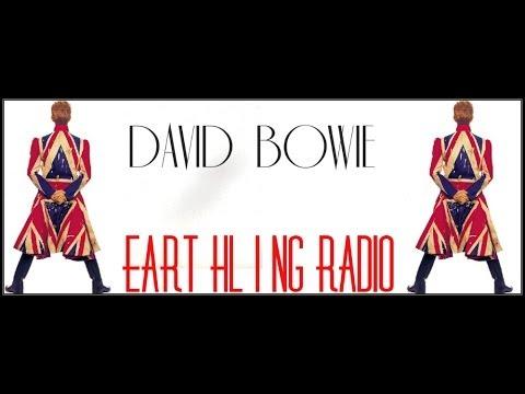 David Bowie -  Always Crashing In The Same Car (WXRT Radio Chicago 16.10.97. )