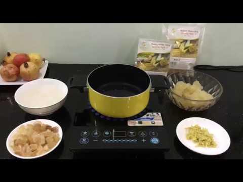 Nấu Nước Mủ Trôm Đường Phèn Quảng Ngãi /3T Food