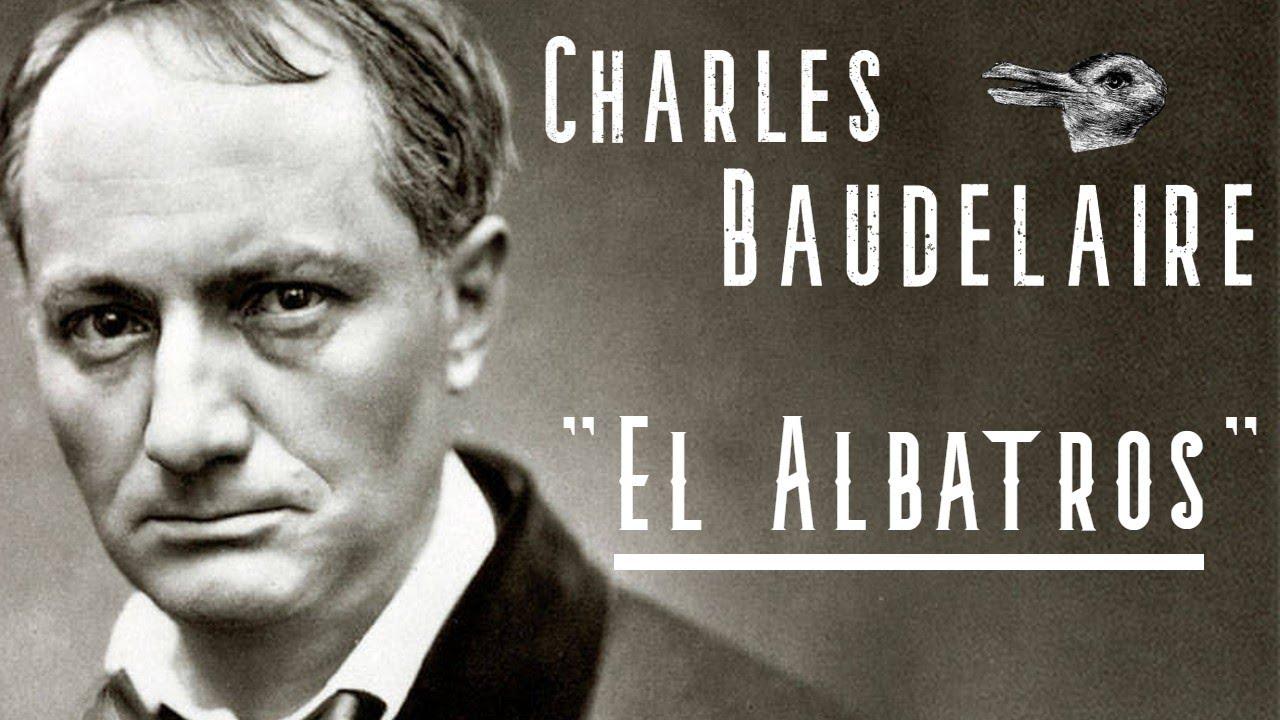 Poema El Albatros Por Charles Baudelaire