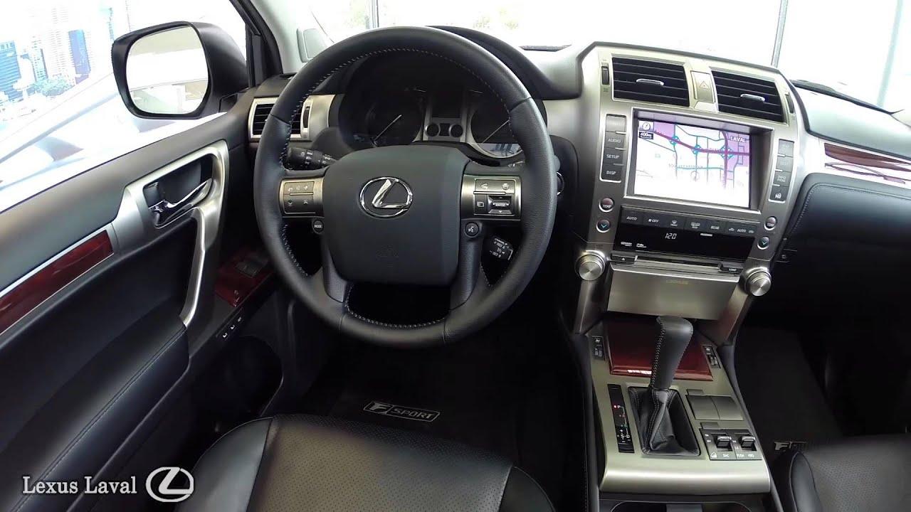 Lexus GX 460 F Sport 2013 stock U1428
