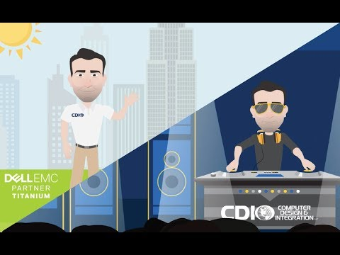 Inside CDI: Meet Our Architects, Episode 1 - From SA to DJ