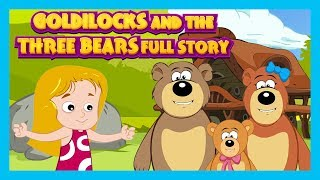 Goldilocks And The Three Bears Story For Kids || Popular Kids Story || Story Compilation