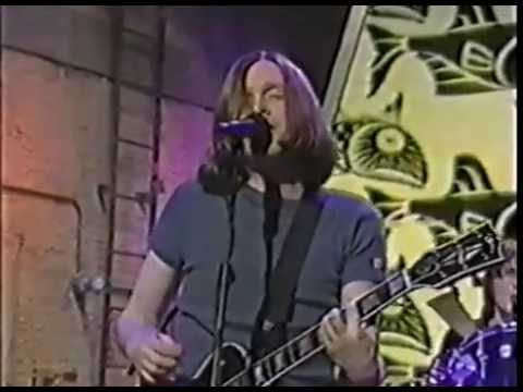 Teenage Fanclub 'Escher' ● Live on Conan O'Brien (1993)