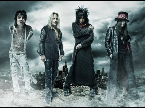 The Top 10 Songs by Motley Crue