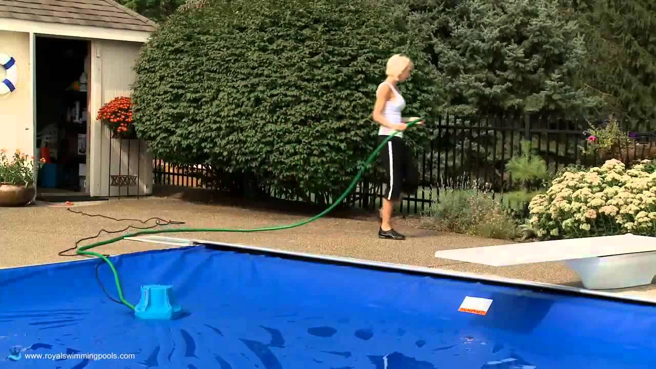 How To Use Your Cover Pump