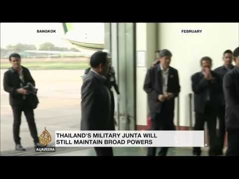 Thailand's government granted emergency powers