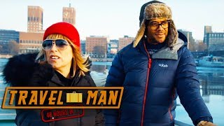 Richard Ayoade & Fay Ripley in Oslo | 48hrs in...Oslo