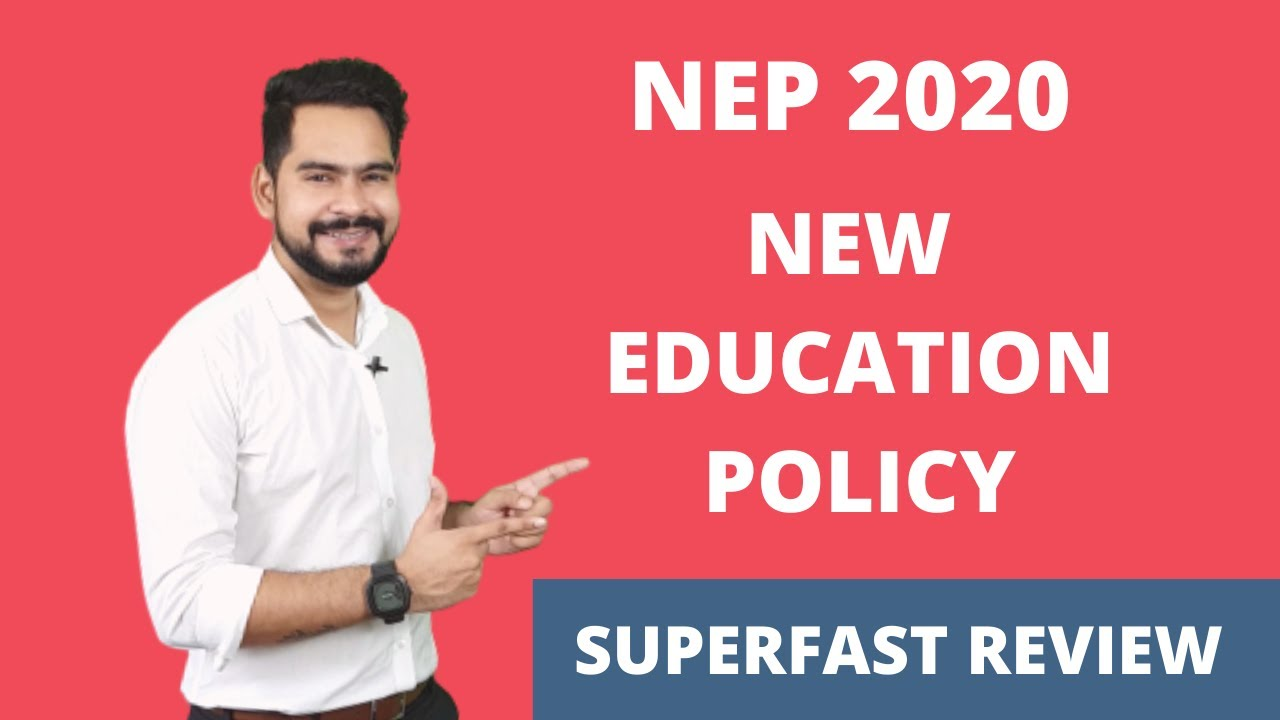 New education policy 2020 || नई शिक्षा नीति २०२० ||superfast review by ssp