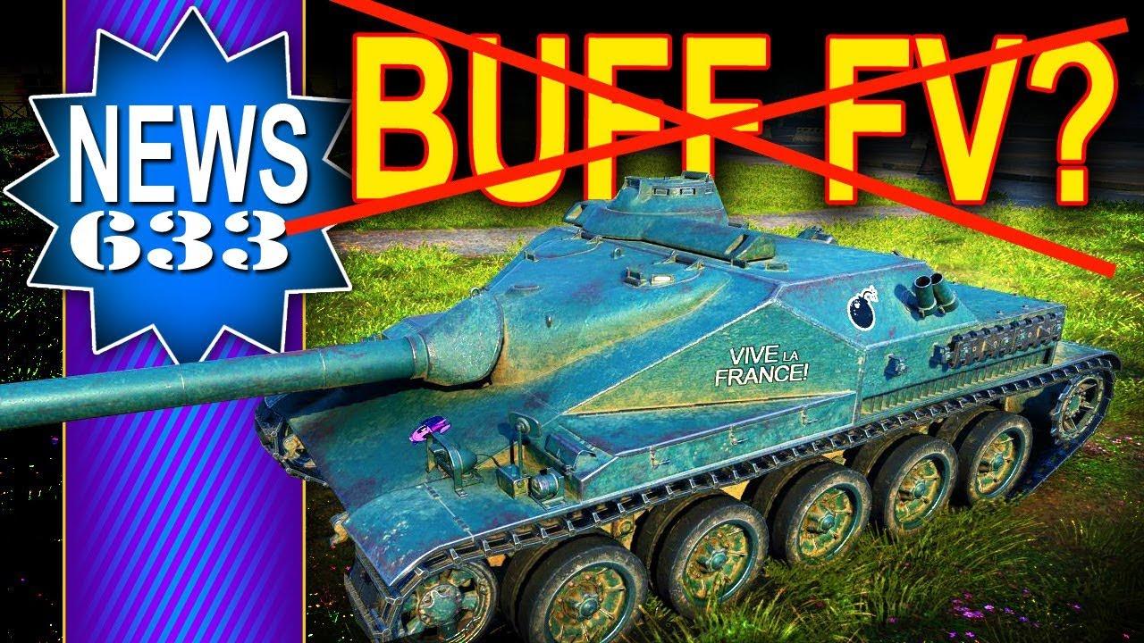 Nie będzie buffa FV4202 ale będzie nowa franca – World of Tanks