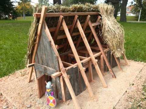 My Viking Longhouse