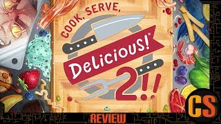 COOK, SERVE, DELICIOUS! 2!! – PS4 REVIEW