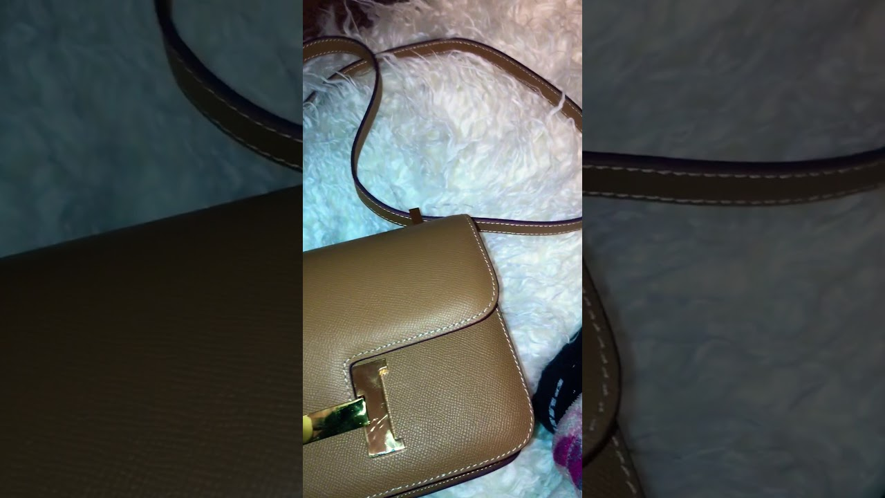 my fake hermes constance from aliexpress