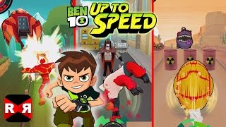 All Boss Battles - Ben 10: Up to Speed - iOS / Android Gameplay