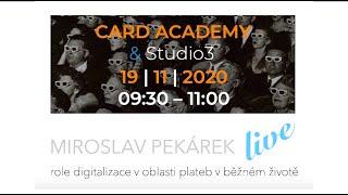 CARD ACADEMY - Digitalizace v platbách