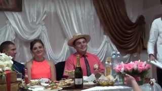 Весілля в залі Плай м. Дрогобич 2014р
