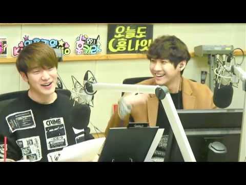 170221 Special DJ Seunghyun & Minhwan @ Hongkira