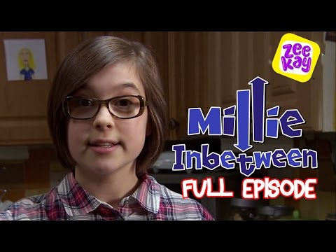 Surprise Party! | Millie Inbetween | Episode 1 | ZeeKay