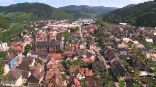 Hausach - Stadt unter der Burg - Burg Husen erleben