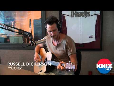 "Russell Dickerson - ""Yours"" - Live on The Ben & Matt Show on 102.5 KNIX"