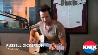 """Russell Dickerson - """"Yours"""" - Live on The Ben & Matt Show on 102.5 KNIX Video"""