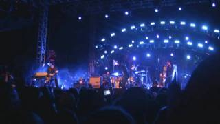 The Dead Weather - Hustle and Cuss - Live at Coachella 2010