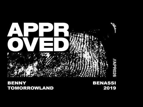 Axtone Approved: Benny Benassi Tomorrowland 2019