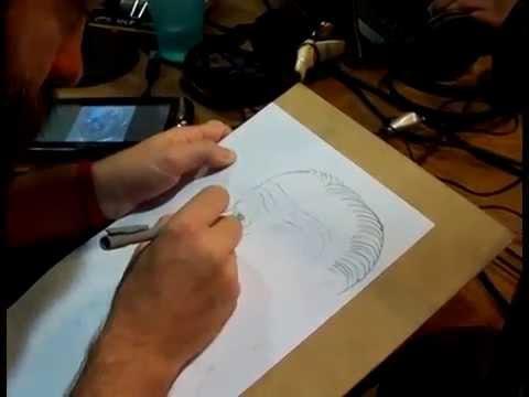 Toto Dibuja A Erich Maria Remarque
