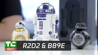 Sphero's new Star Wars toys include R2-D2 and a new droid from 'The Last Jedi'