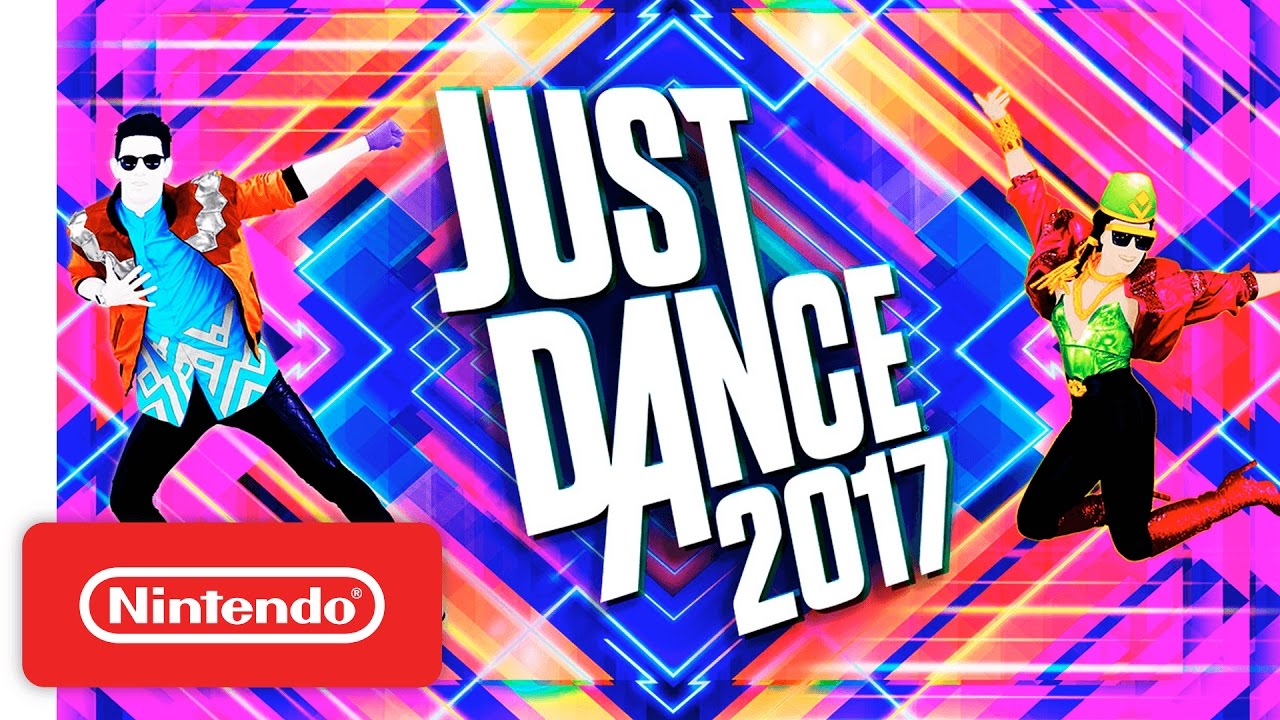 Just Dance 2017 Nintendo Switch Launch Trailer Youtube