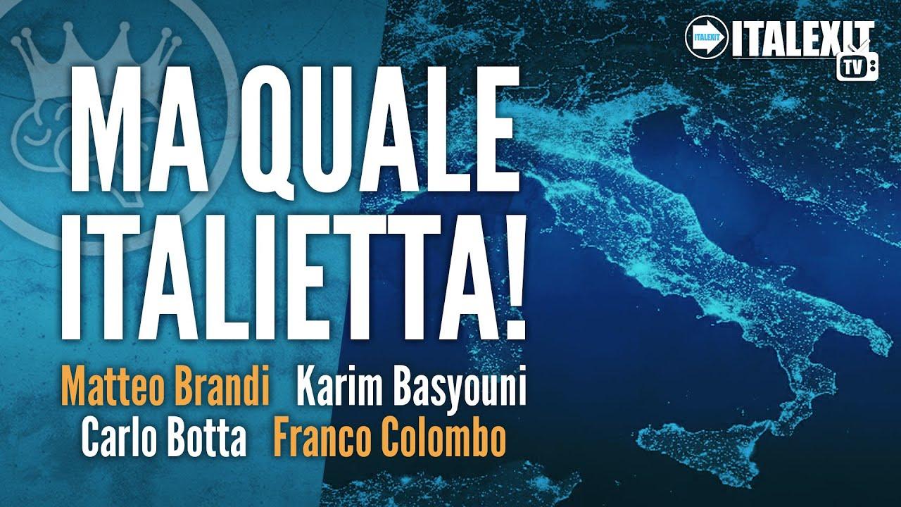 L'Italia nel mondo e nello scenario continentale.