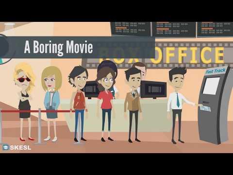 Разговорный английский для свободного общения, свободное общение на английском языке, Скучное кино