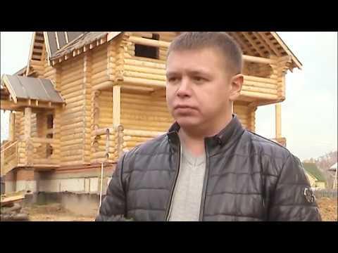 """Строительство деревянных домов: презентация ООО """"Дом-Строй"""""""