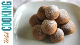 Chocolate Truffles - Easy Valentine's Recipe