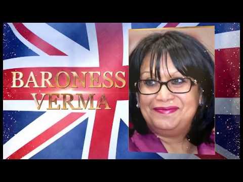 Iranian Grand Gathering 2017 -Baroness Verma