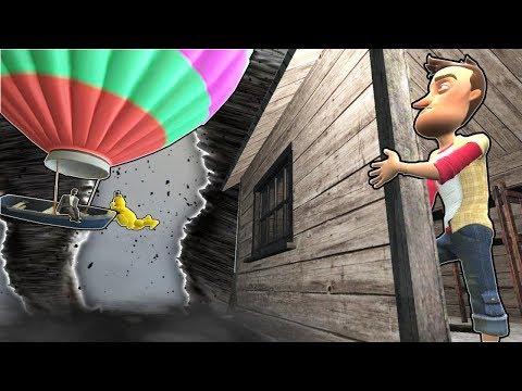 TORNADO DISASTER SURVIVAL! (Garry's Mod Gameplay Gmod Roleplay) Gmod My Summer Car?! thumbnail