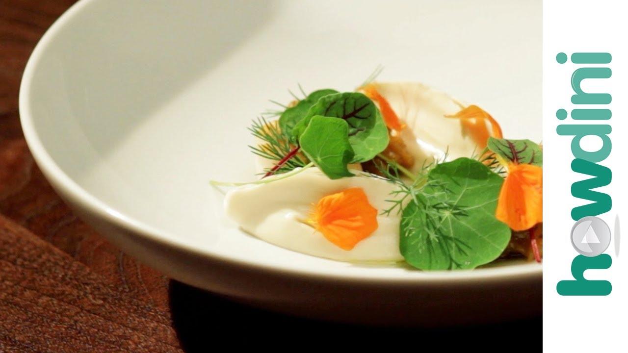 Gourmet dinner ideas delicious sea scallops with for Gourmet dinner menu ideas