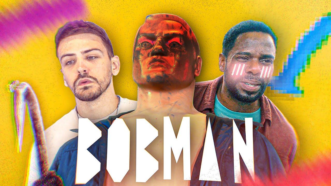 BOBMAN LE FILM D'HORREUR - #BOBFONDVERT