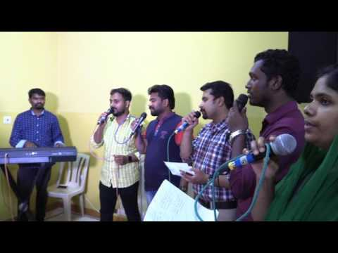 001-Qatar Jesus youth prayer evening 30 th June 2017