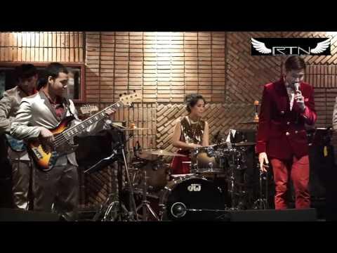 Wen bie  刘德华 - 吻别  cover by Rhythm Nation band